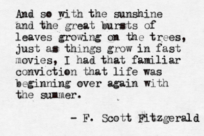 The Great Gatsby Quotes About Life