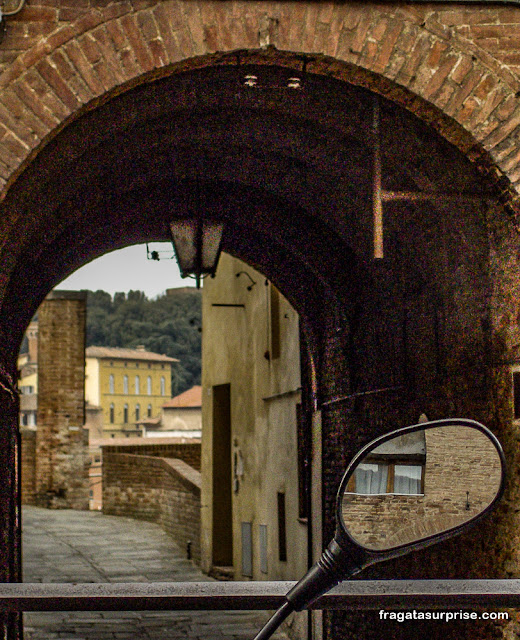 Centro medieval de Siena, Itália