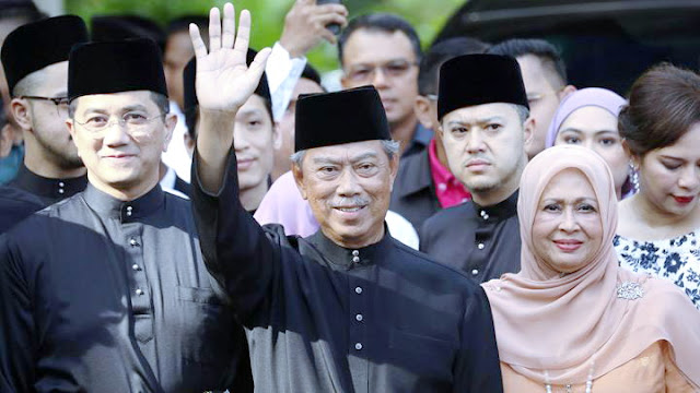 Basmi Corona, PM Malaysia dan Para Menteri Rela Potong Gaji