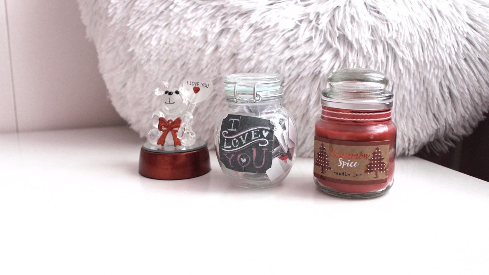 DIY Project, Ornament & Candle