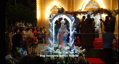 Câmara de Vereadores de Delmiro Gouveia aprova projeto que institui feriado municipal de Nossa Senhora do Rosário, Padroeira do município