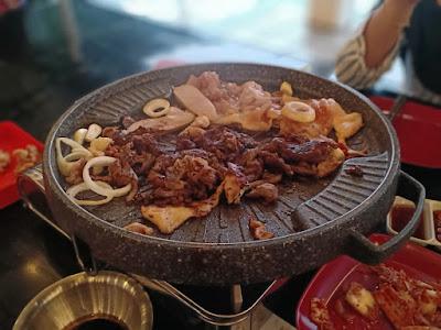 REVIEW ALL YOU CAN EAT Majang Karawang