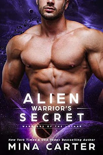 Alien Warrior's Secret by Mina Carter