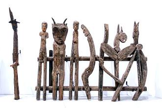Ailleurs : La collection d'art brut du LaM, voyage fascinant au coeur d'un courant artistique spontané - Villeneuve d'Ascq