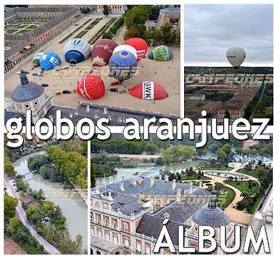 Globos Aranjuez Volar Aerostación