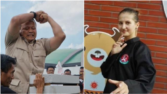 'Mainnya' Jauh, Uang Suap Edhy Prabowo Mengalir ke Atlet Cantik Uzbekistan