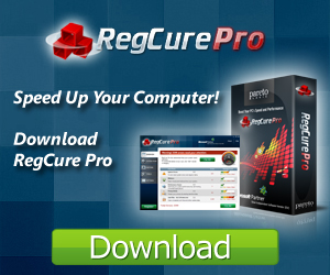 remove opera browser with RegCure Pro