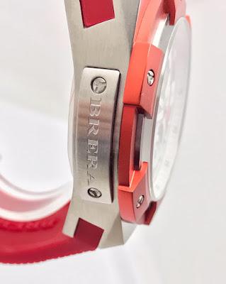 ウォッチ 腕時計 ブレラ BRERA OROLOGI  ラグジュアリー プレゼント 人気 ブランド select  スッキリ テレビ イタリア ミラノ ファッション誌 ファッション おしゃれ 可愛い ルイコレクション LOUIS COLLECTION SUPER SPORTIVO48 赤 レッド