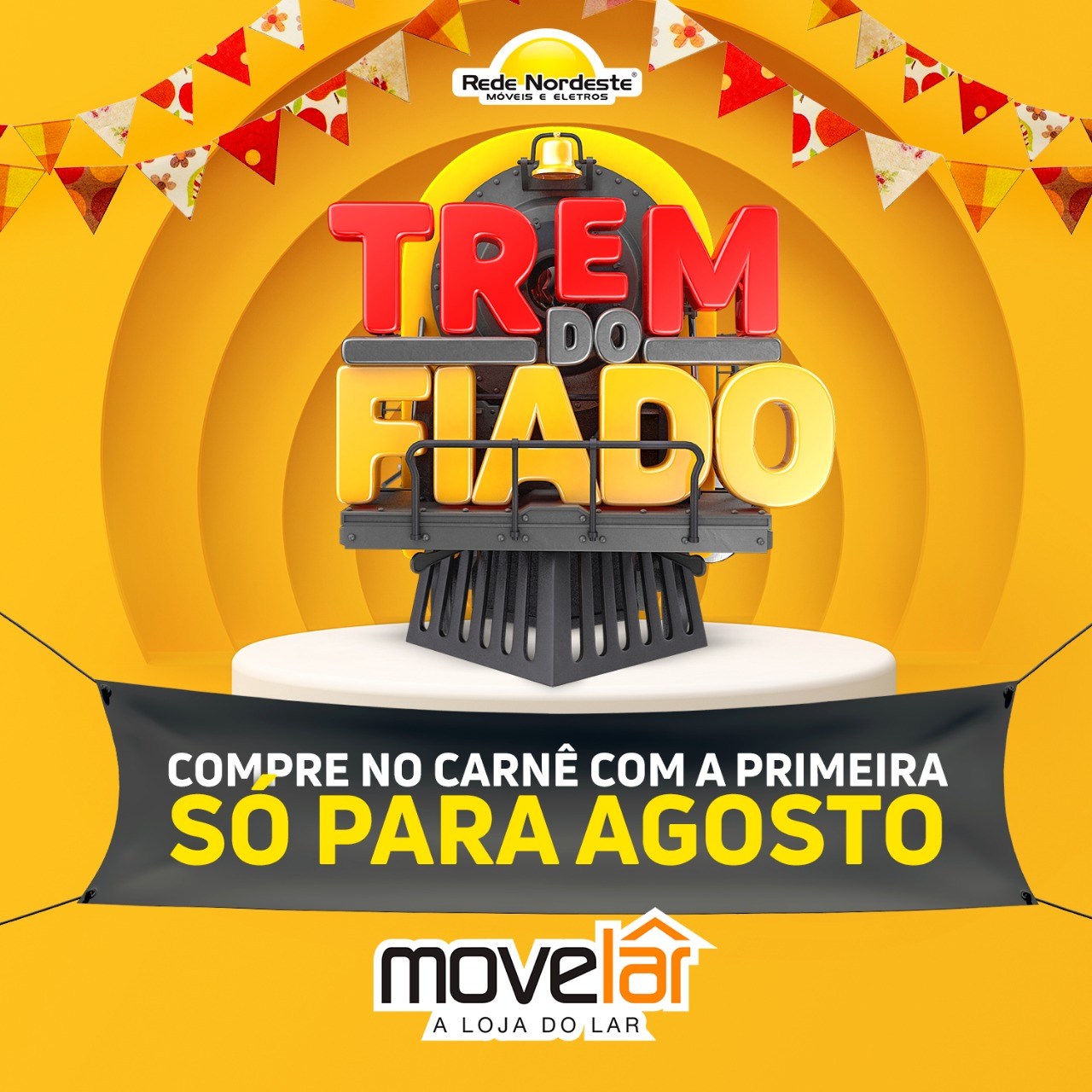 TREM DO FIADO