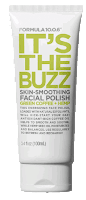 Formula 10.0.6 It's The Buzz Skin Smoothing Facial Polish with Green Coffee + Hemp