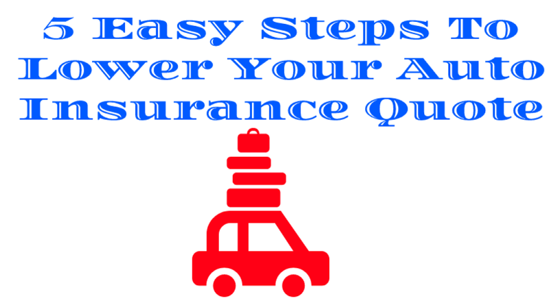 5 Slow Steps To Lower Your Machine Insurance Quote Must Read