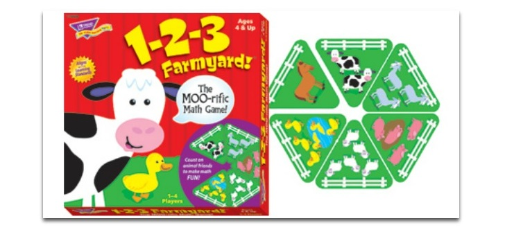 1-2-3 Farmyard
