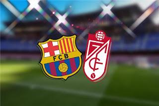 موعد مباراة برشلونة وغرناطة في الدوري الإسباني 2021 والقنوات الناقلة