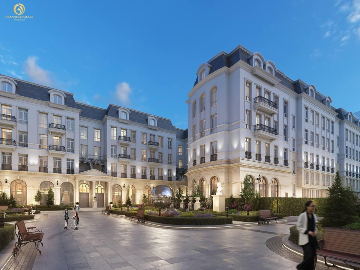 Grandeur Palace - Biệt thự danh giá của giới thượng lưu
