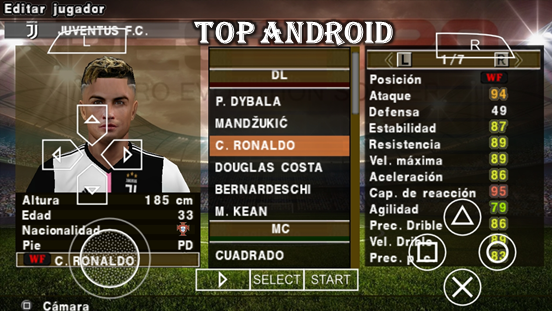 PES 2020 PPSSPP Android Offline 400MB Best Graphics New Face