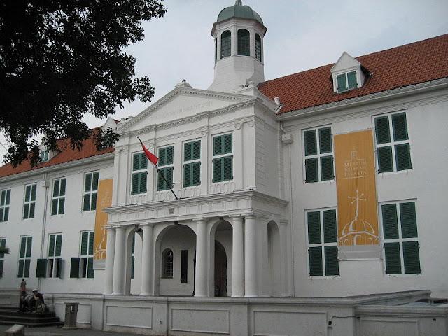 Gedung Museum Fatahillah Jakarta Barat