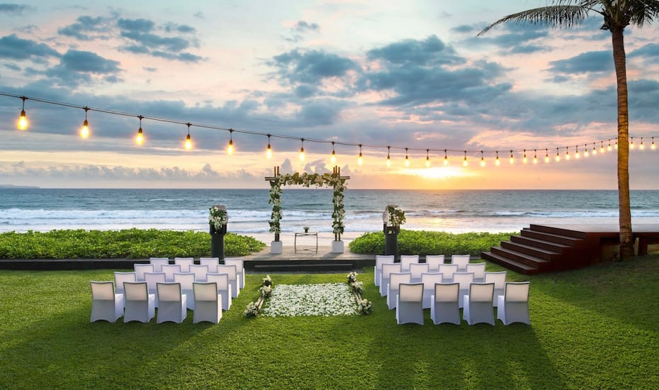 Bali World's Best Destination Wedding Venues