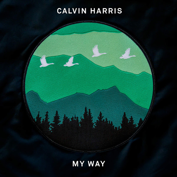 Calvin Harris - My Way - Single Cover