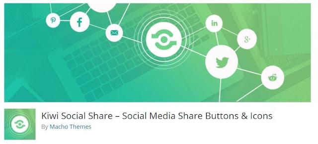 Kiwi social share plugins 2019