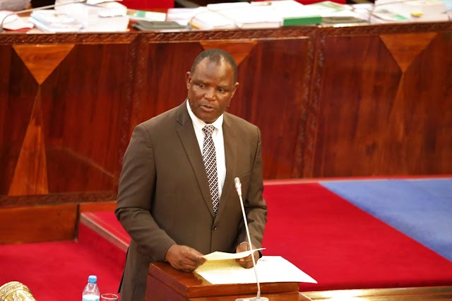 Isome Hapa Hotuba ya Wizara ya Kilimo Kwa Mwaka 2019/2020.