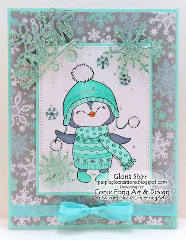 Featured Card at Get Creative Challenge Blog