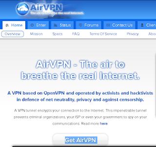 VPN Premium Airvpn