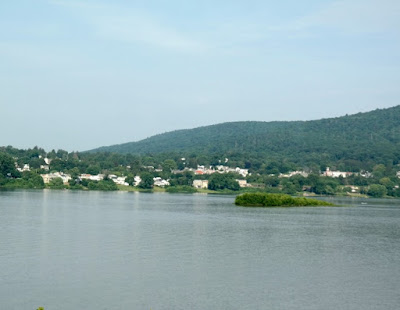 Susquehanna River in Harrisburg Pennsylvania