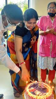 आशीर्वाद हास्पिटल के 10वें वर्षगांठ पर निःशुल्क स्वास्थ्य शिविर आयोजित | #NayaSaberaNetwork