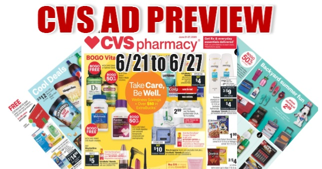 CVS Ad Scan 6-21 to 6-27