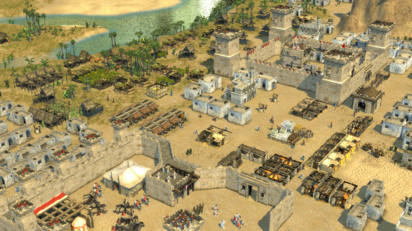 Stronghold Crusader 2 PC Full Setup