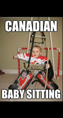 Canadian baby sitting