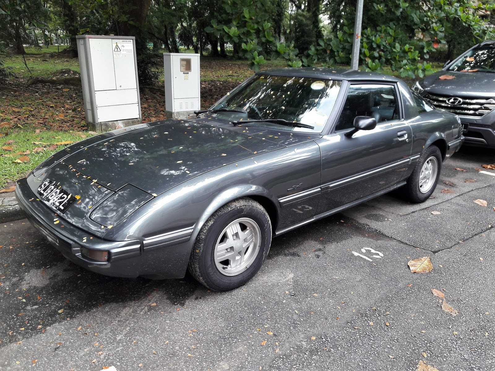 Singapore Vintage and Classic Cars: More than an old car #47: Mazda ...