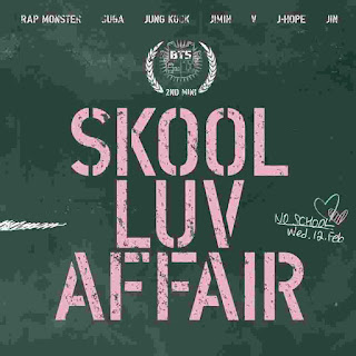 BTS (방탄소년단) Skool Luv Affair