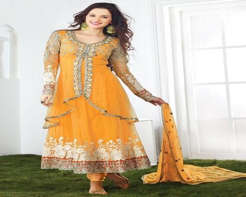 model baju india terbaru wanita atasan brokat modern