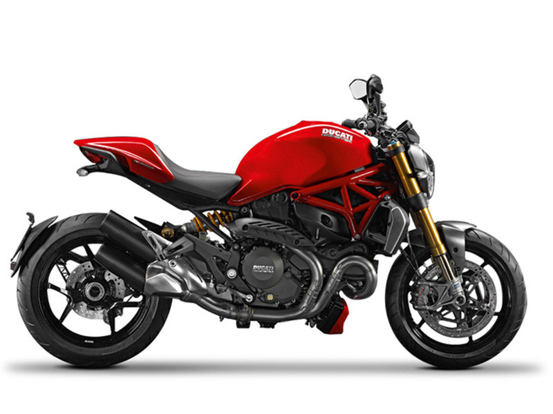 All New 2016 Ducati Monster 1200 Is A Big Bike This Engine Power 1198cc And 160Hp Angle Hd Wallpaper Picture Photos