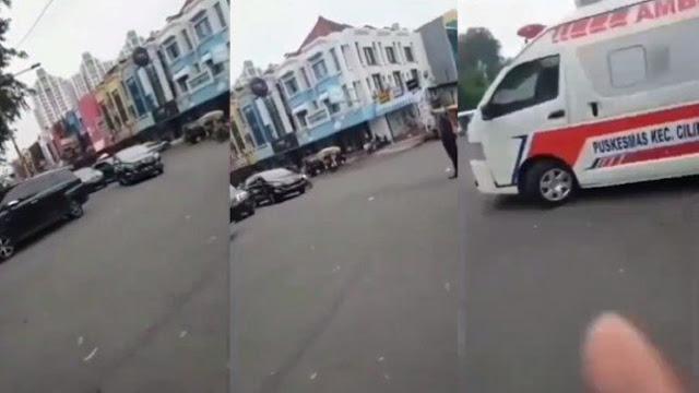 Viral Ambulans Tertahan, Petugas Dahulukan Mobil Pejabat