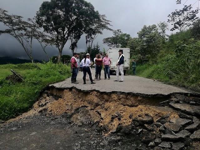 Procuraduría vigila alertas amarilla y naranja en Cundinamarca por temporada invernal
