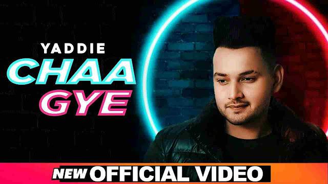 Chaa Gye song Lyrics - yaadie