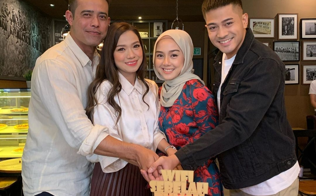 Senarai Pelakon Drama Wifi Sebelah Rumah (Samarinda TV3)