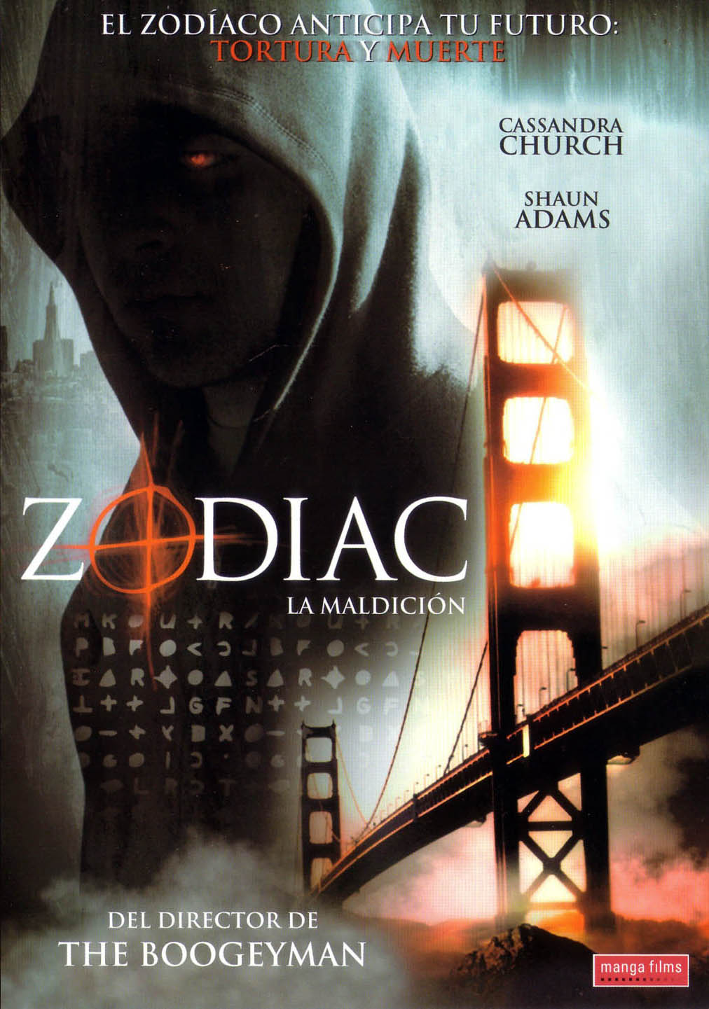 Curse of the Zodiac (2007) ταινιες online seires xrysoi greek subs