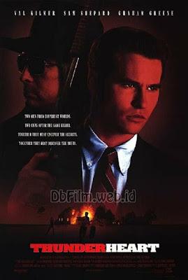 Sinopsis film Thunderheart (1992)