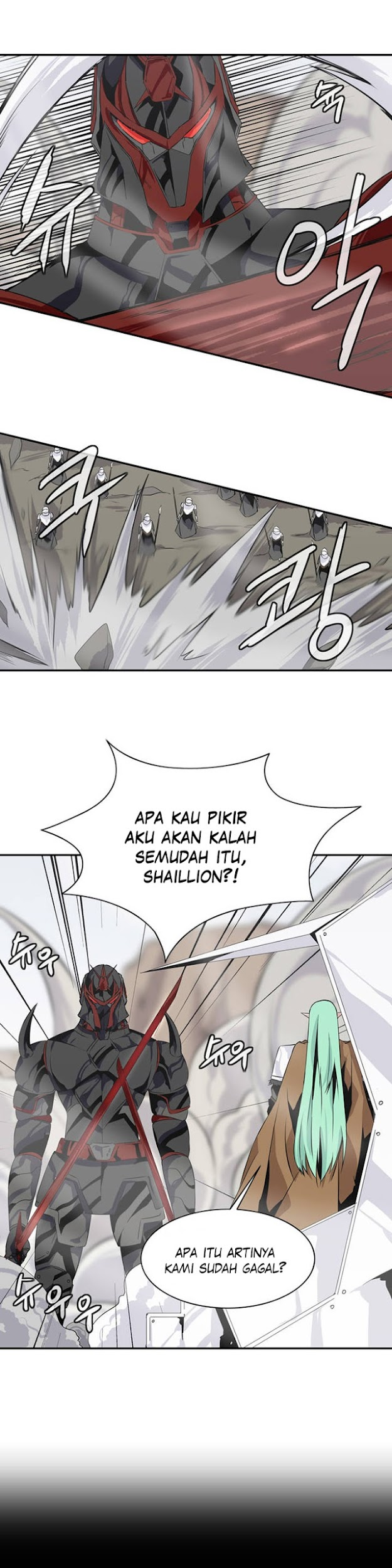 Wizardly Tower Chapter 50