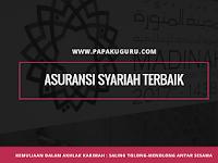 10 Asuransi Syariah Terbaik Di Indonesia Untuk Keluarga