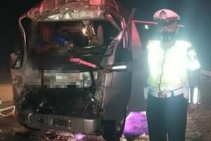 Kecelakaan di Tol Cipali, Warga Kebumen Meninggal Dunia