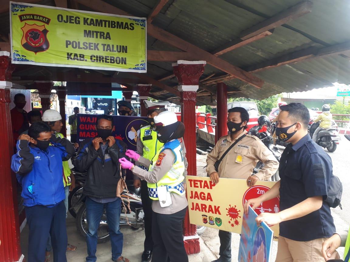 Woow..! 1460 Pelanggar Terjaring Operasi Yustisi Prokes Di Kota Cirebon
