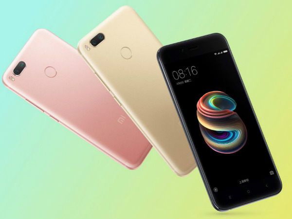 Xiaomi Mi A1, Ponsel Android One Termewah