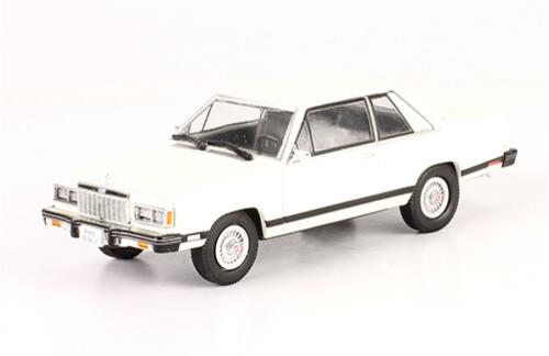 grandes autos memorables Ford Elite II