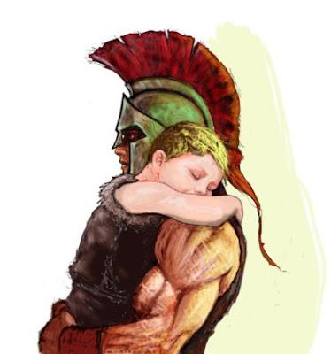 Dias das crianças reflita com as máximas da antiga Grécia