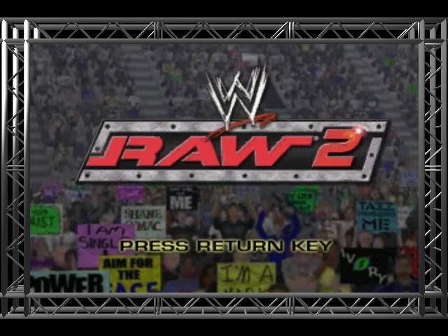 [Game] WWE Smackdown vs Raw 2007 PC Full Version