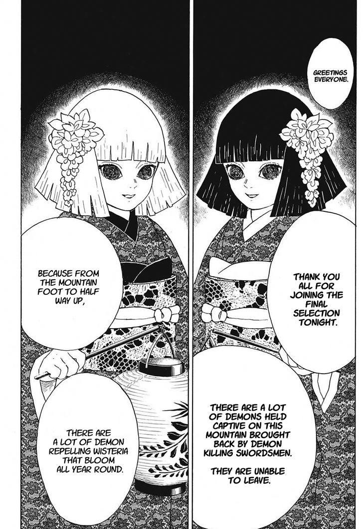 Demon Slayer: Kimetsu no Yaiba Chapter 6 8
